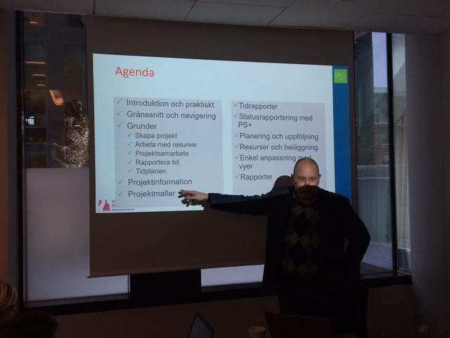 Johan Enfeldt, Visuell Planering bringar ljus i något som skulle kunna vara ett verktygsmörker.